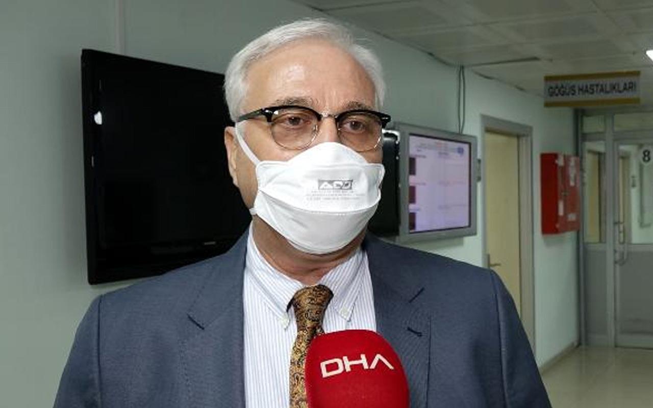 Prof. Dr. Tevfik Özlü: Kısıtlamadan muaf olanlar gezmeye çıkıyor, olmaz