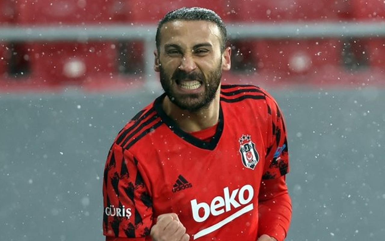 Beşiktaş'ta Cenk Tosun sakatlandı! 2 hafta forma giyemeyecek
