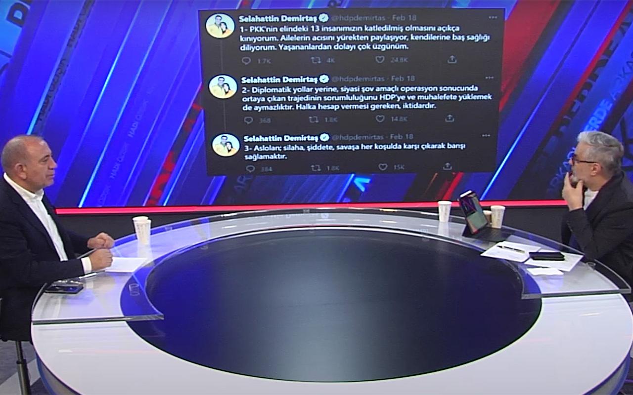 Gürsel Tekin, Selahattin Demirtaş'ın tweetini neden beğendi?