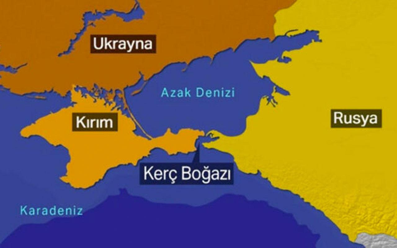 Kerç Boğazı'nda Türk şirketine ait geminin mürettebatı gıdadan zehirlendi 1 Türk öldü