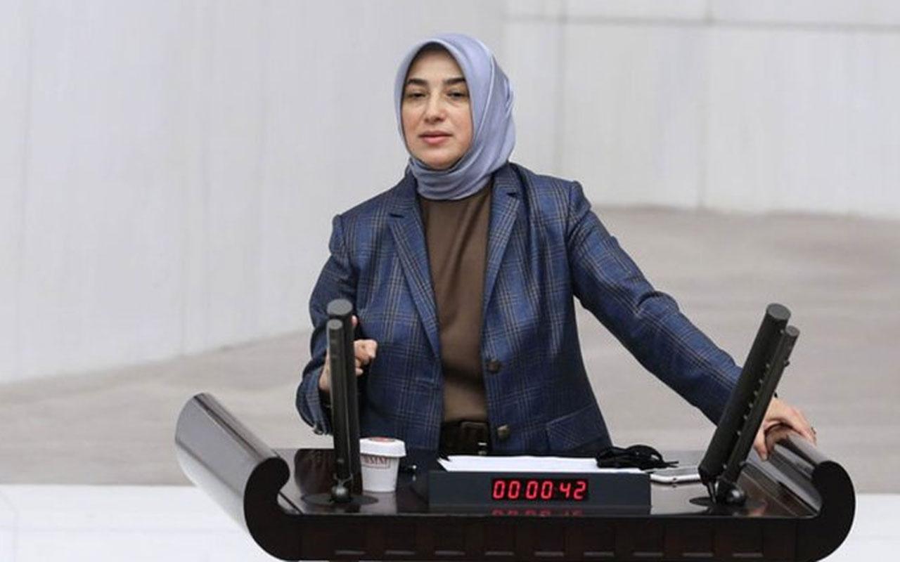 AK Partili Zengin'den 'çıplak arama' yanıtı: Onurlu, ahlaklı kadın açıklamak için bir sene beklemez