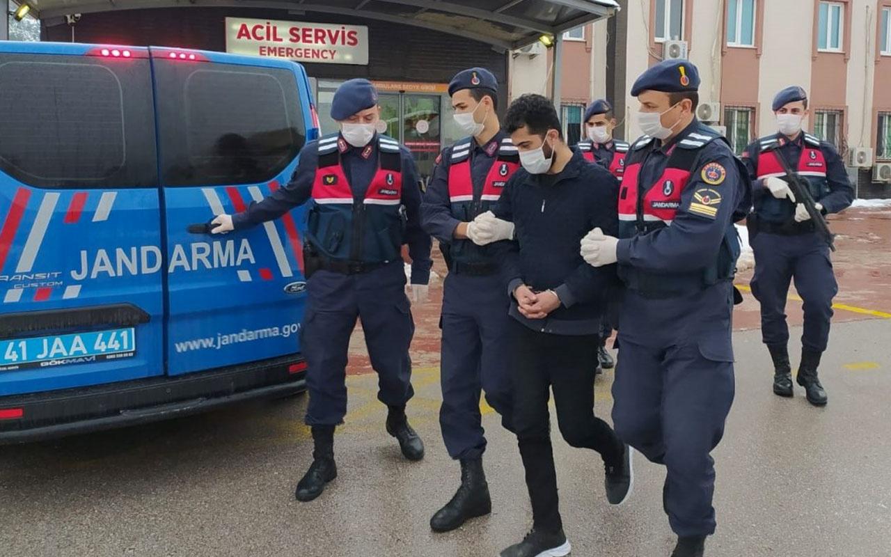 Son dakika PKK'nın bombacısı Kocaeli'de yakalandı