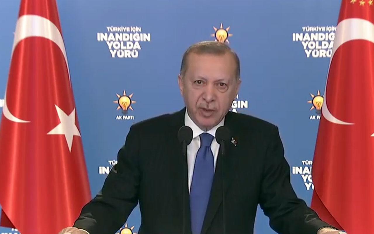 Cumhurbaşkanı Erdoğan uyardı: Ailemize Çok büyük operasyonlar çekiliyor