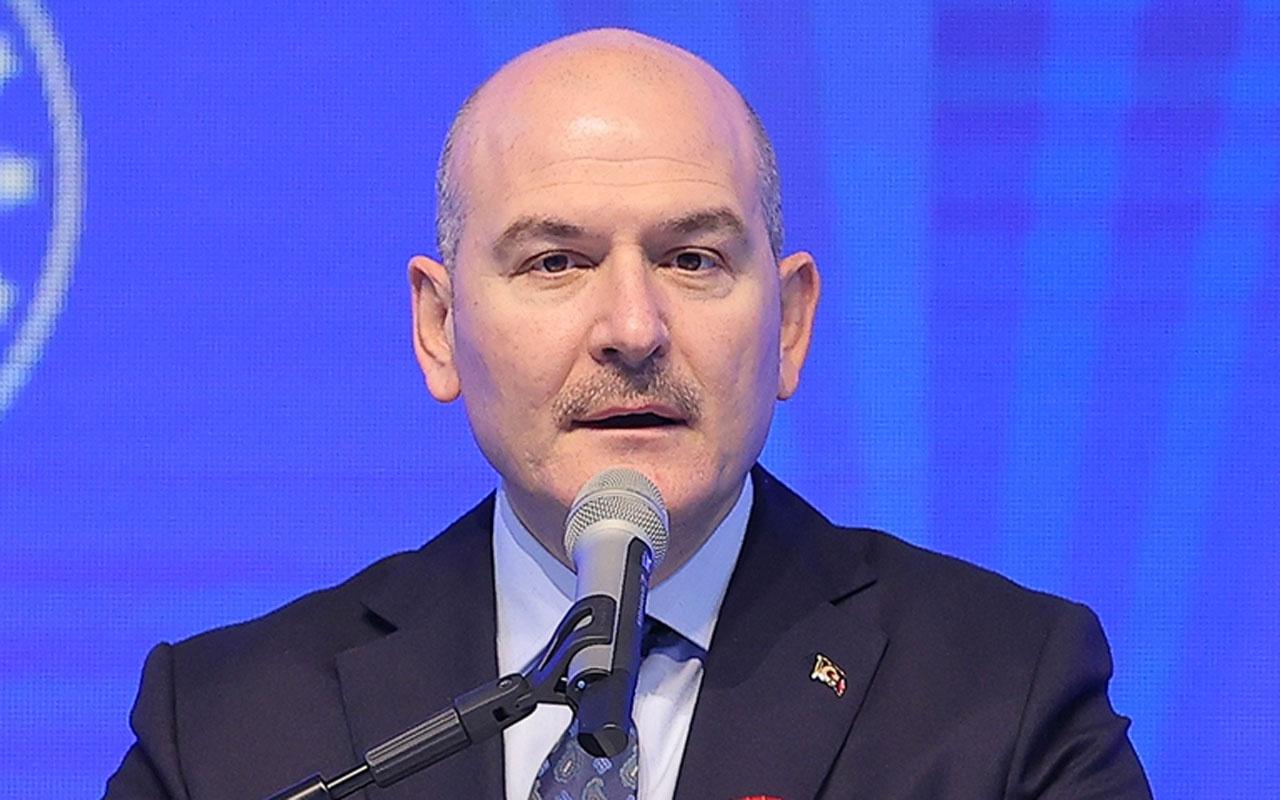 İçişleri Bakanı Süleyman Soylu'dan Gara açıklaması: Fırsat kaçırıldı