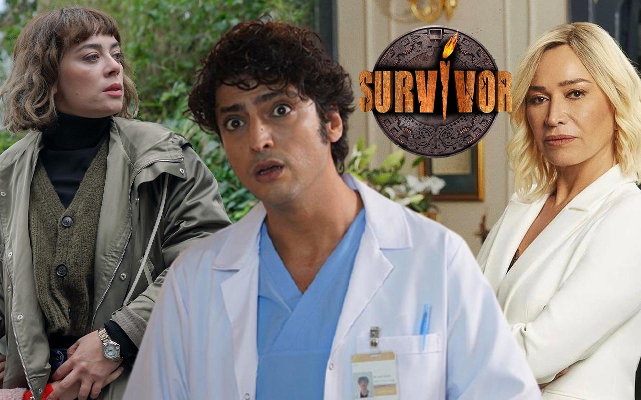 Mucize Doktor Alev Alev Akrep ve Survivor'a büyük şok! Zirve bakın kimin oldu