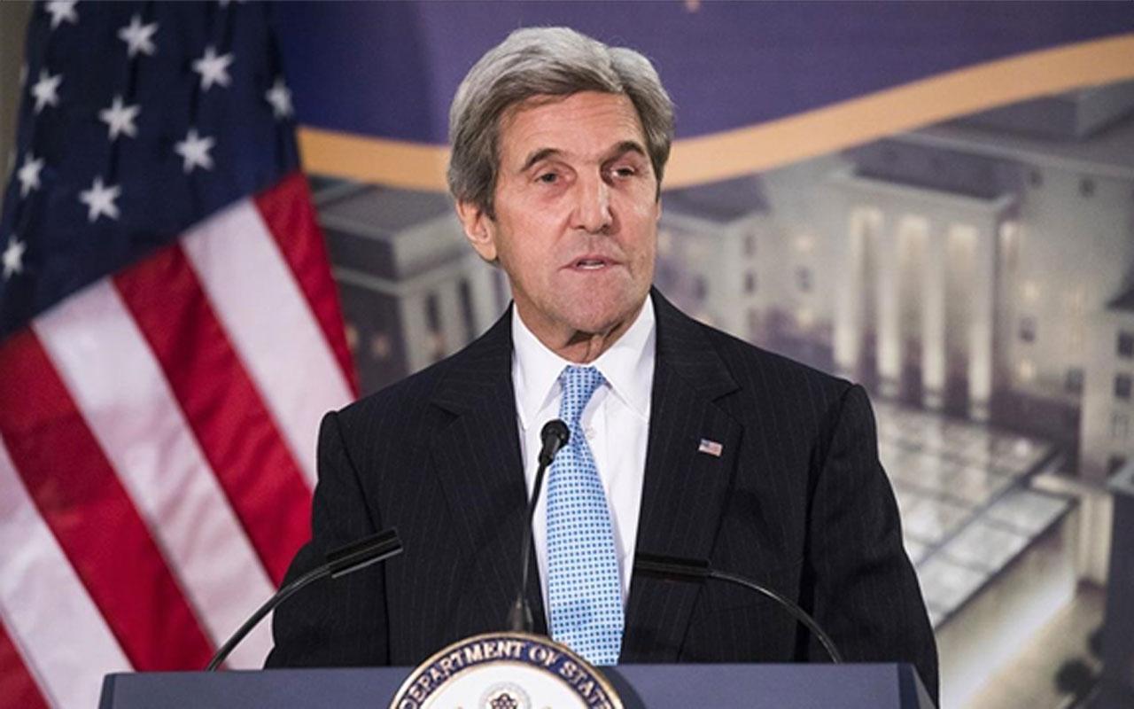 ABD İklim Özel Temsilcisi John Kerry: En kötü sonuçlarından kaçınmak için 9 yılımız var