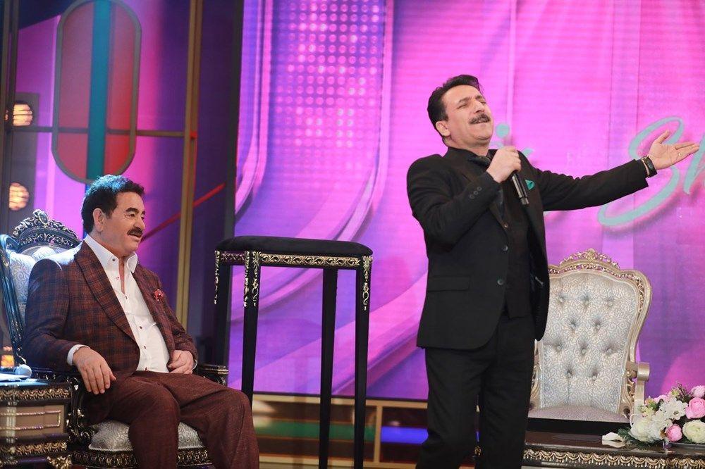 Latif Doğan İbo Show'a damga vurdu Twitter yıkıldı: Aylardır yasaklanan...