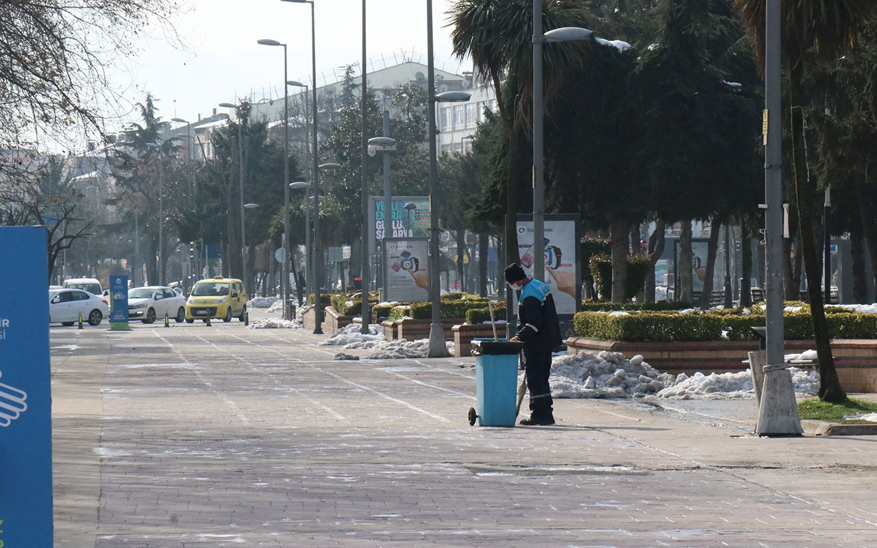 Sakarya'da akraba ziyareti pahalıya patladı, 7 ev karantinaya alındı