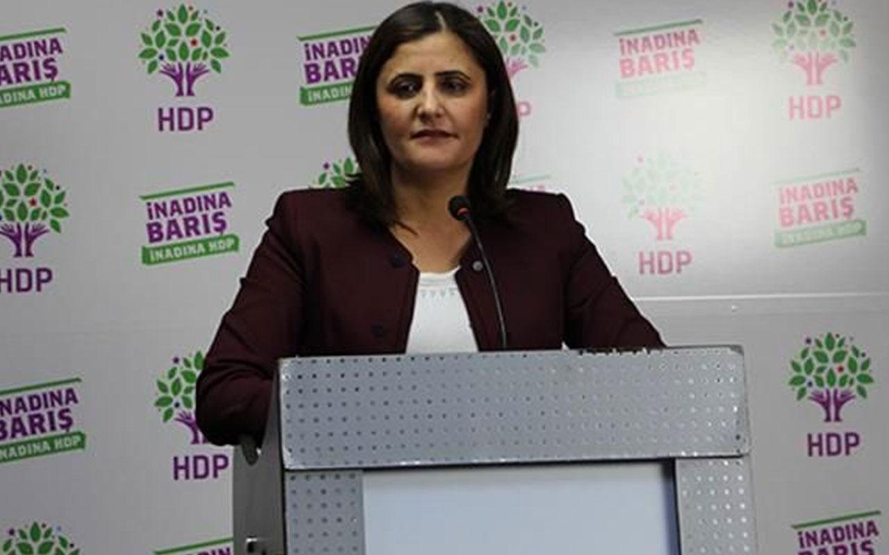 HDP'li Dirayet Dilan Taşdemir Bakan Soylu'nun iddiasından sonra ilk kez konuştu