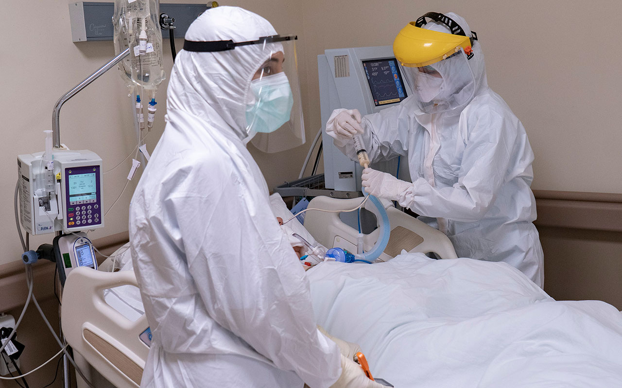 Şok gerçek! Samsun'daki yeni vakaların yüzde 50'si İngiliz mutant virüsü