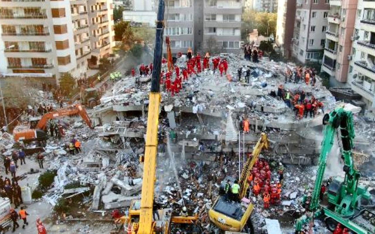 Murat Kurum açıkladı! Rıza Bey Apartmanı'nın yerinde yeşil alan düzenlemesi yapılacak
