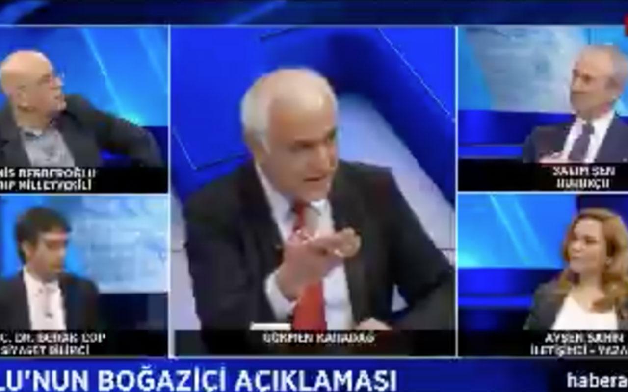 Halk TV'deki kafaya bak! '18 yaşını doldurmuş bir dağa bile çıksa devlet ailesini aramasın'