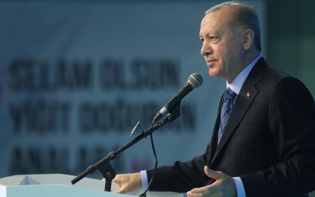 Erdoğan'dan CHP'ye 'Gara operasyonu' ve '#DamatNerede' tepkisi
