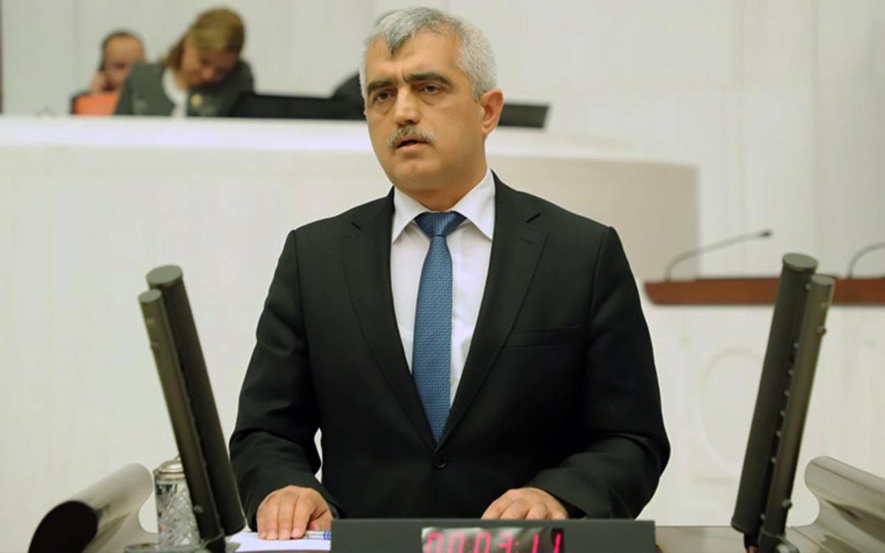 HDP'li Ömer Faruk Gergerlioğlu hakkında iddianame