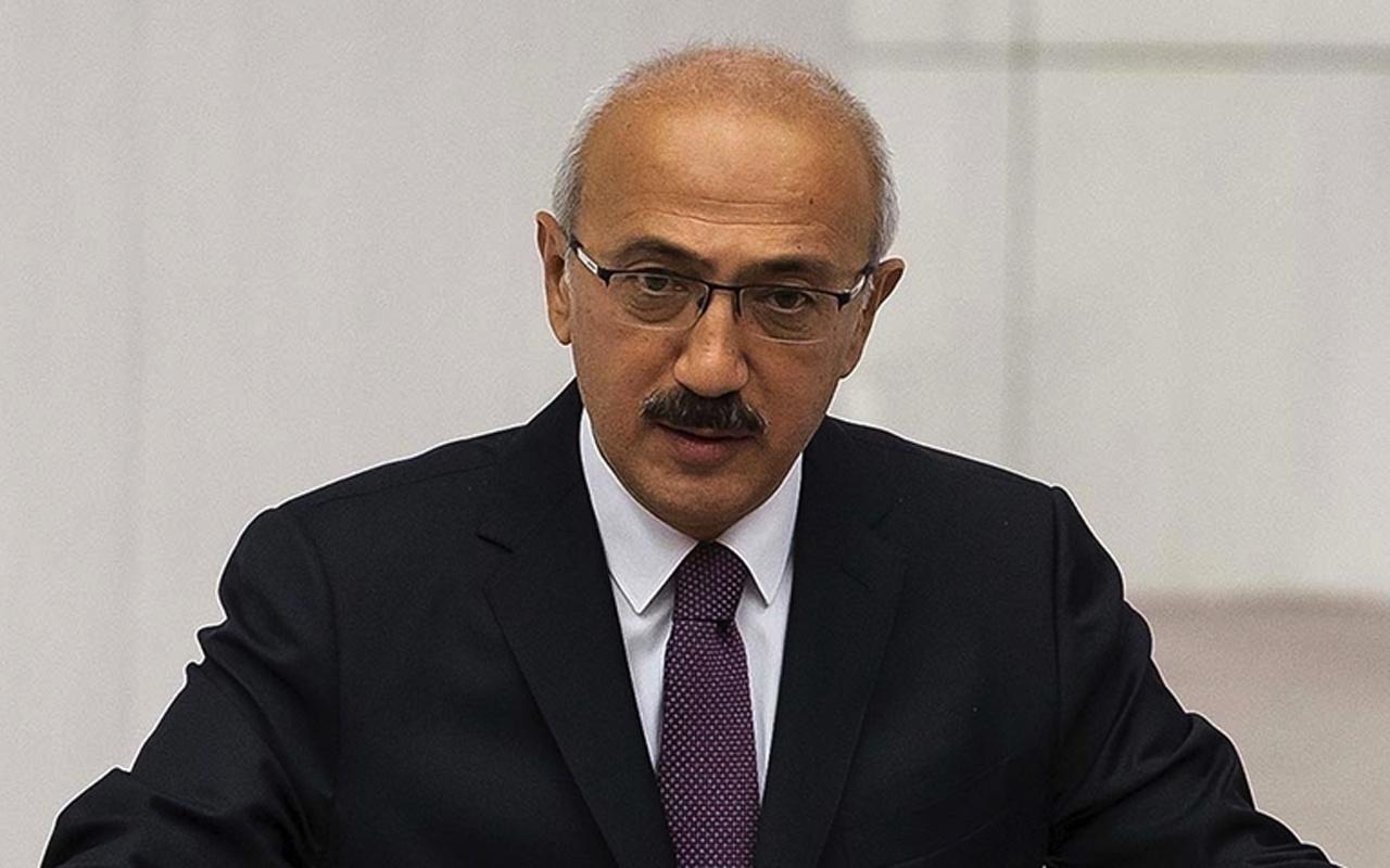 Hazine ve Maliye Bakanı Lütfi Elvan'dan CHP'nin Berat Albayrak kampanyasına tepki