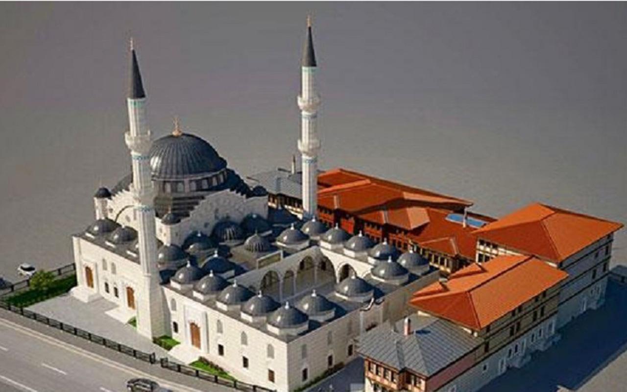 Fransa'da İslam karşıtlığı hortladı! Camiye ırkçı saldırı düzenlendi