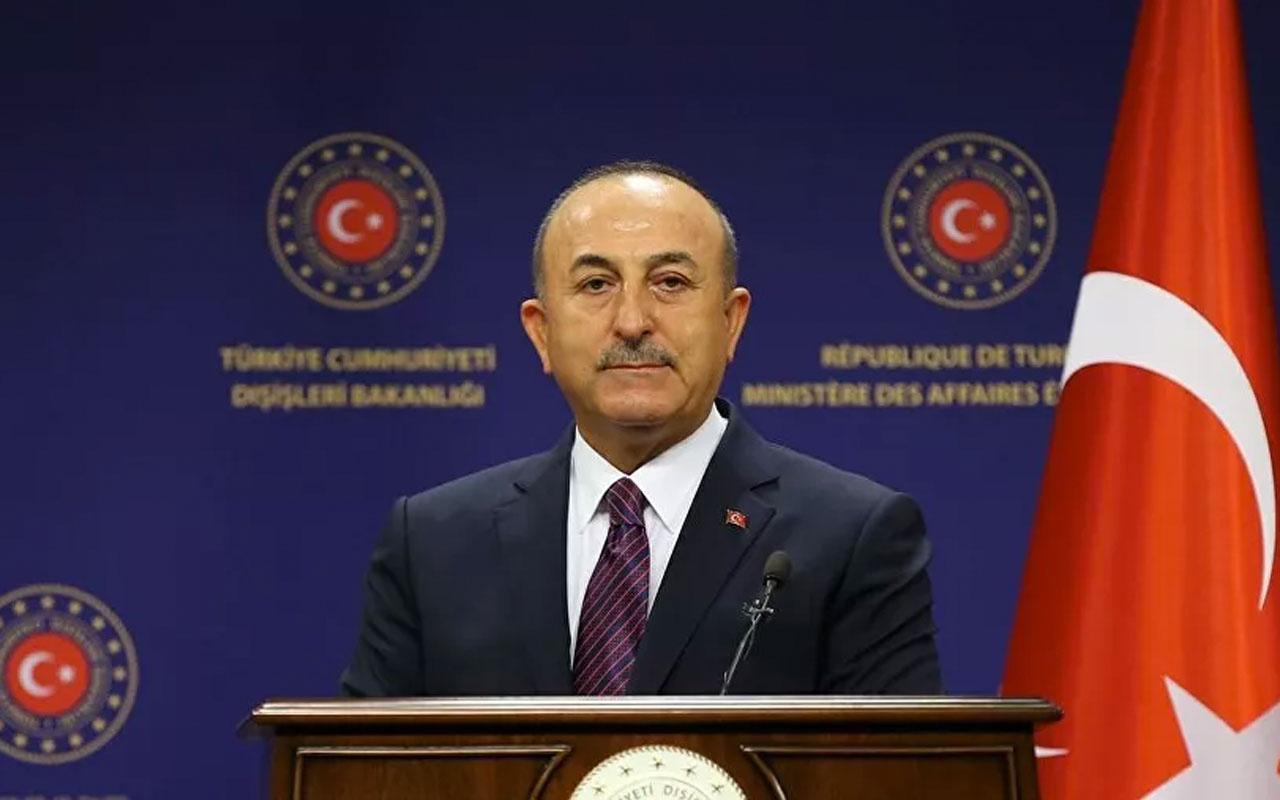 Bakan Mevlüt Çavuşoğlu: Montrö, şeffaf ve tarafsız uygulanmaya devam edecek