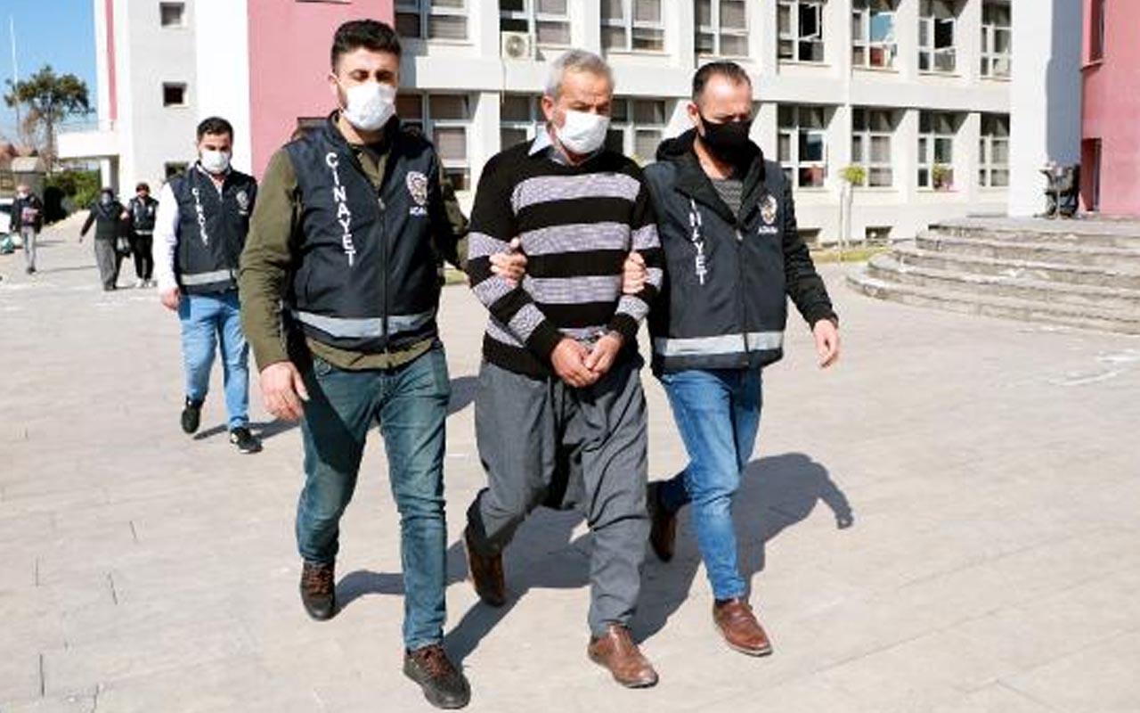 Adana'da dayı-yenge dehşeti! 'Bana saldırmaya çalışıyor' lafını duyunca öldürdü