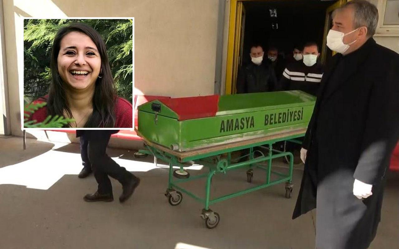 Amasya'yı yasa boğan ölüm! Bebeğini yaşattı korona virüse yenik düştü