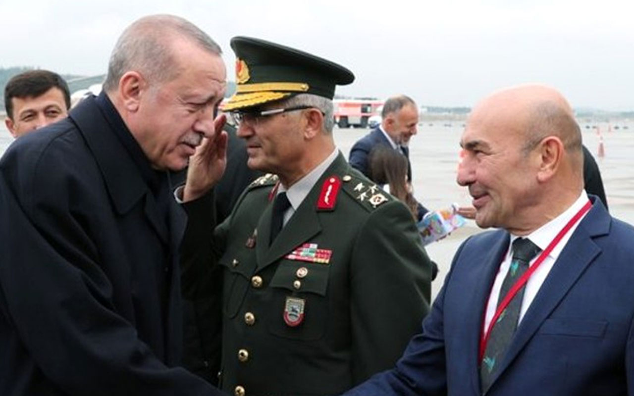 Erdoğan ve Tunç Soyer, İzmir'in iki önemli projesi için görüştü