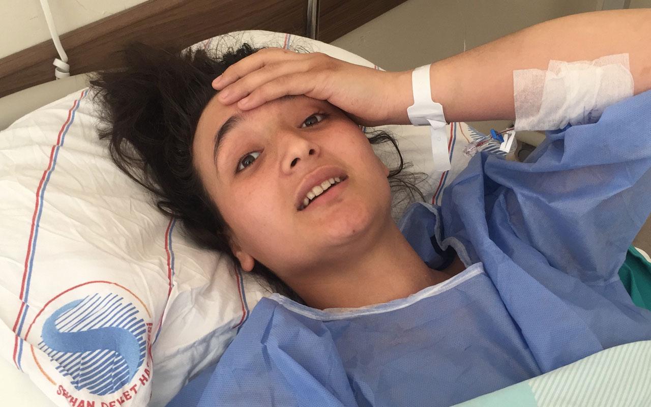 Adana'da 15'inde evlendi 16'sında anne oldu! 3. kattan atladı