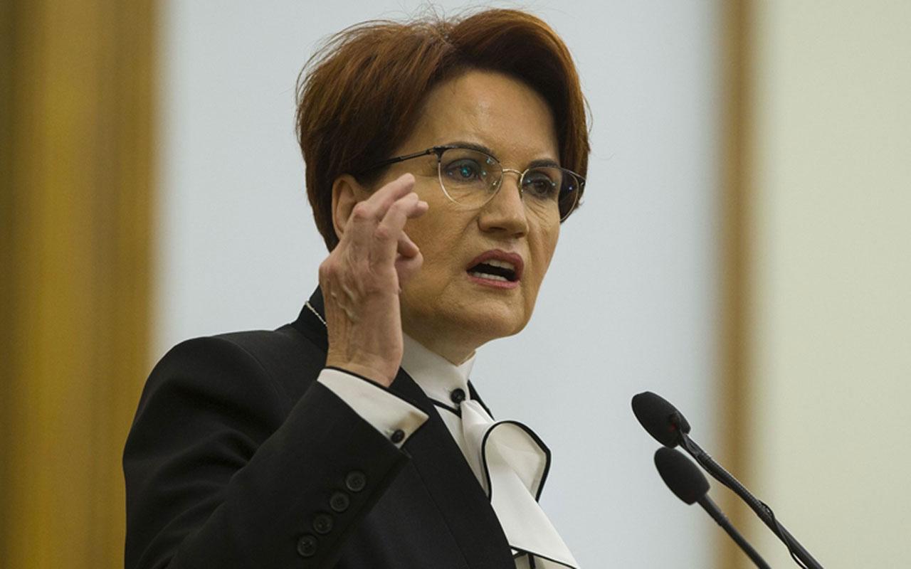 İYİ Parti Lideri Meral Akşener'den AK Partili Zengin ve Özhaseki'ye sert tepki