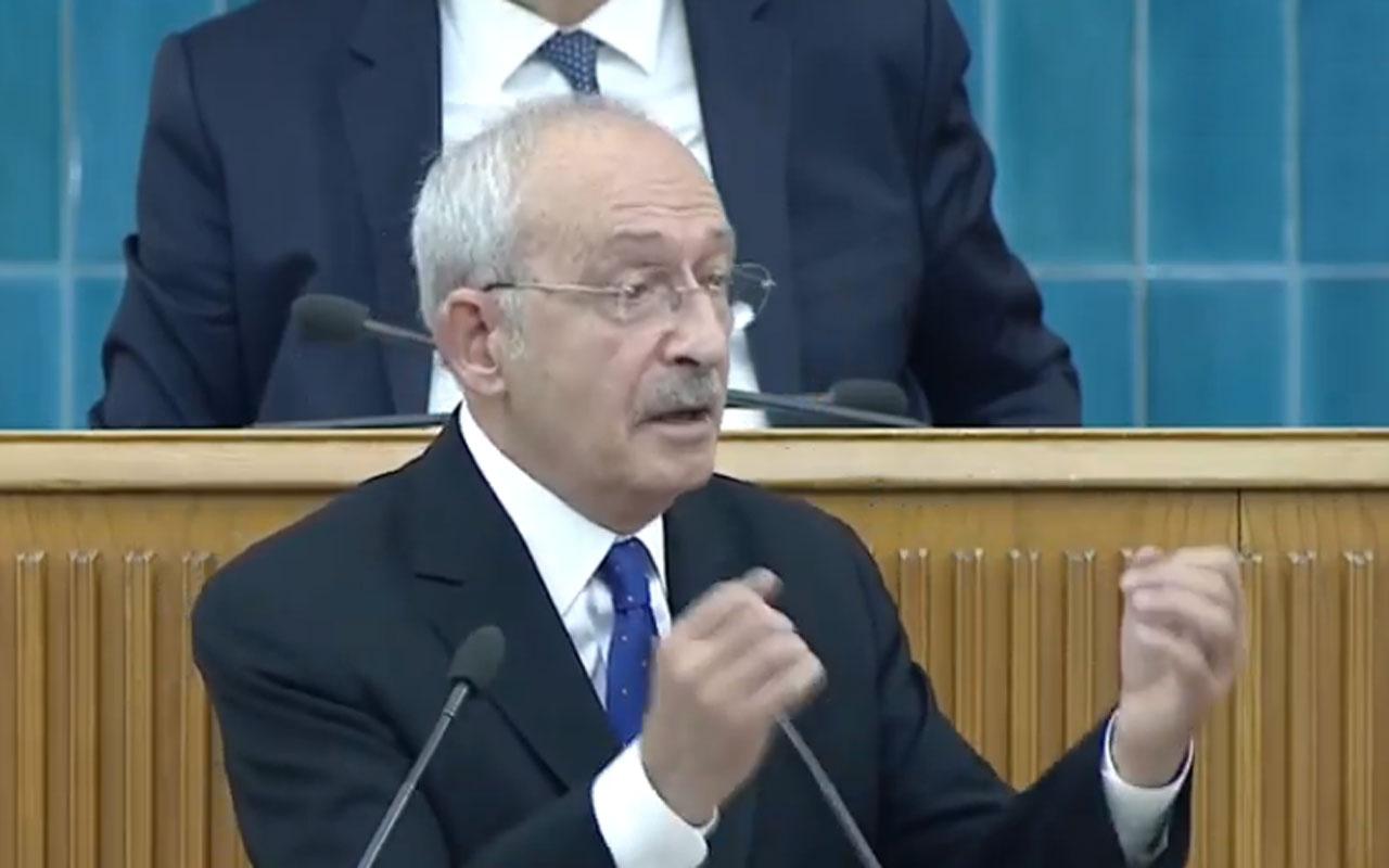 Kemal Kılıçdaroğlu esnafı hedef aldı: İki elim iki yakanda olur