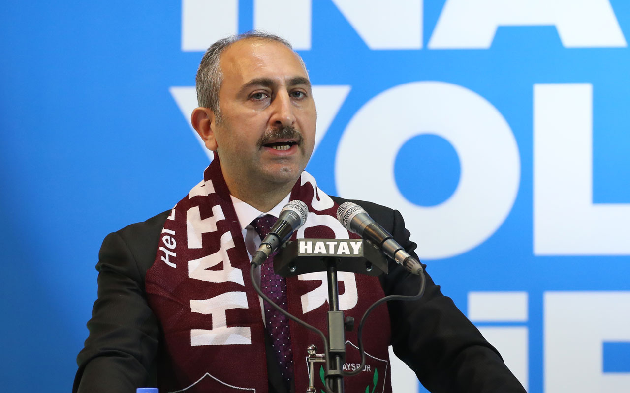 Adala  Bakanı Abdulhamit Gül'den yeni anayasa açıklaması