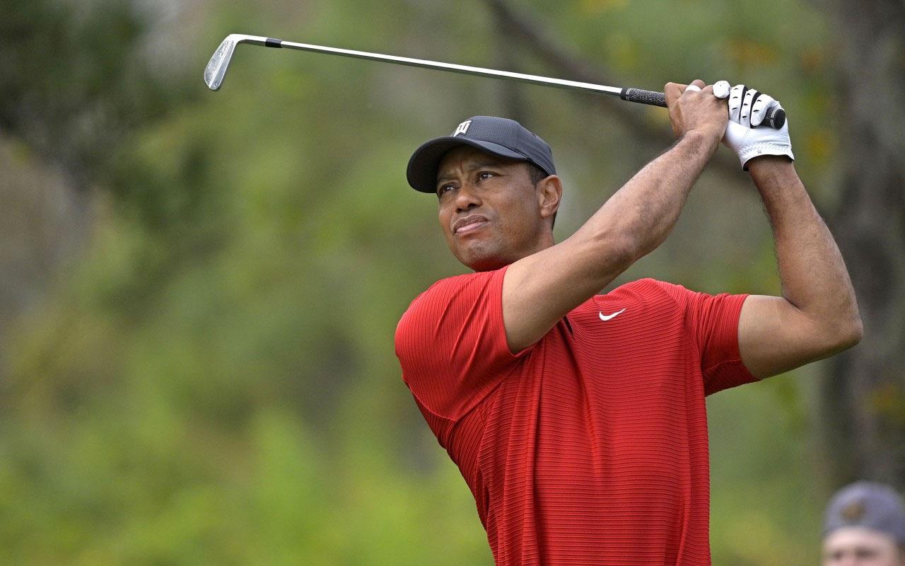 Golfün efsanesi Tiger Woods ölümden döndü ameliyata alındı! İşte son durumu