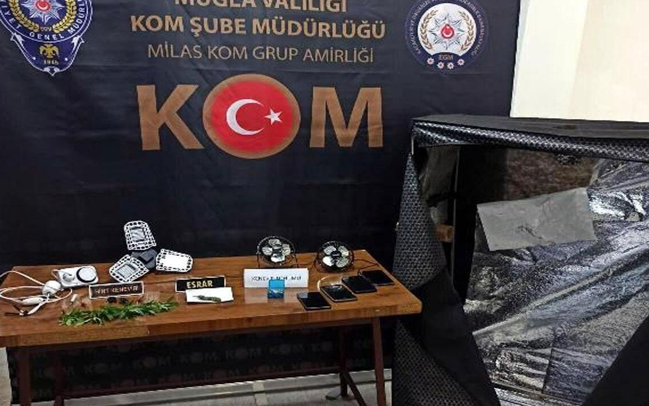 Milas Belediyesi'nde rüşvet gözaltısı! Usulsüz yapılara göz yummuşlar