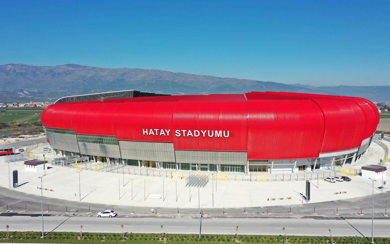 Son aşama! Hatayspor yeni stadına kavuşmak için gün sayıyor