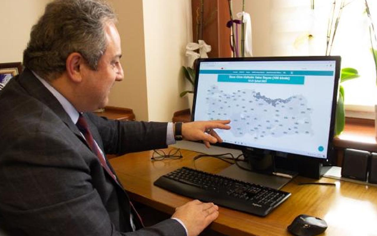 Bilim Kurulu Üyesi Prof. Dr. Necmi İlhan açıkladı! İşte normalleşmeye yakın olan iller