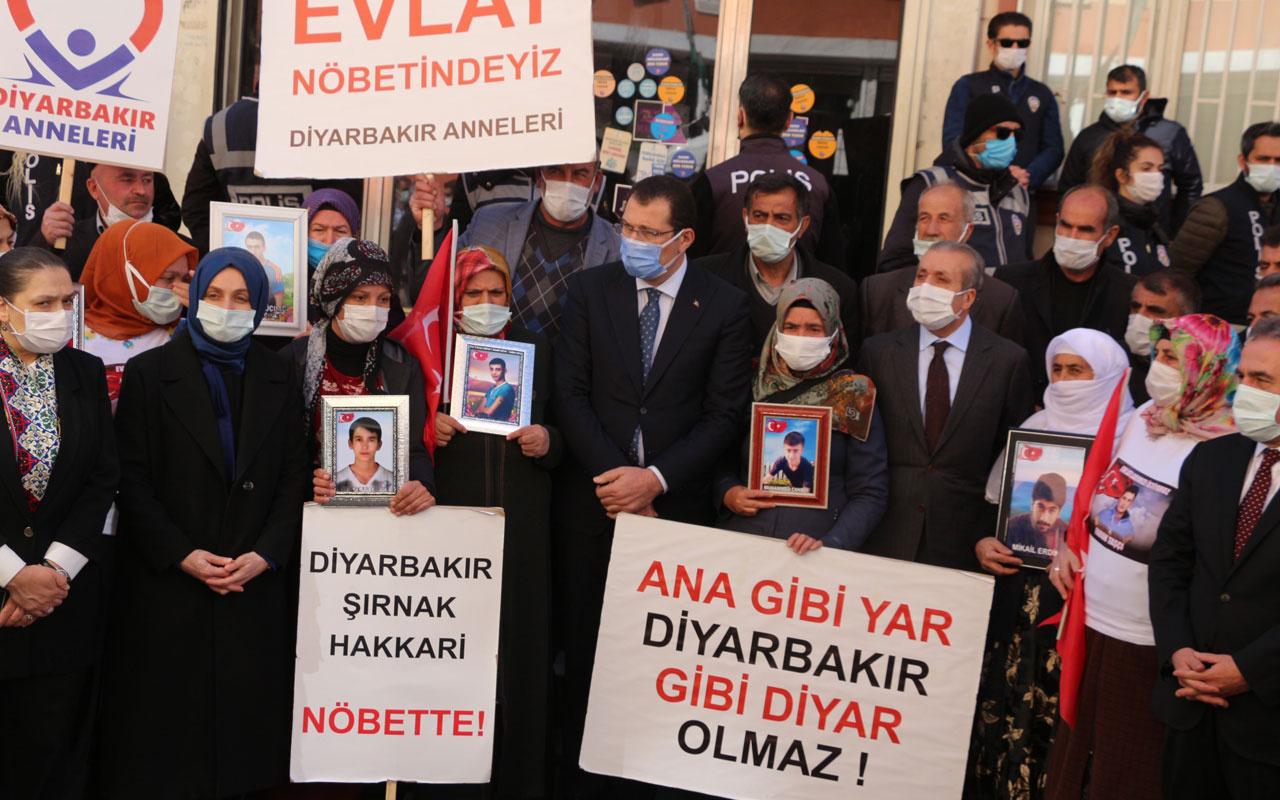 AK Parti'li Leyla Şahin Usta: Terör örgütü PKK aileler sayesinde artık çocukları kaçıramıyor