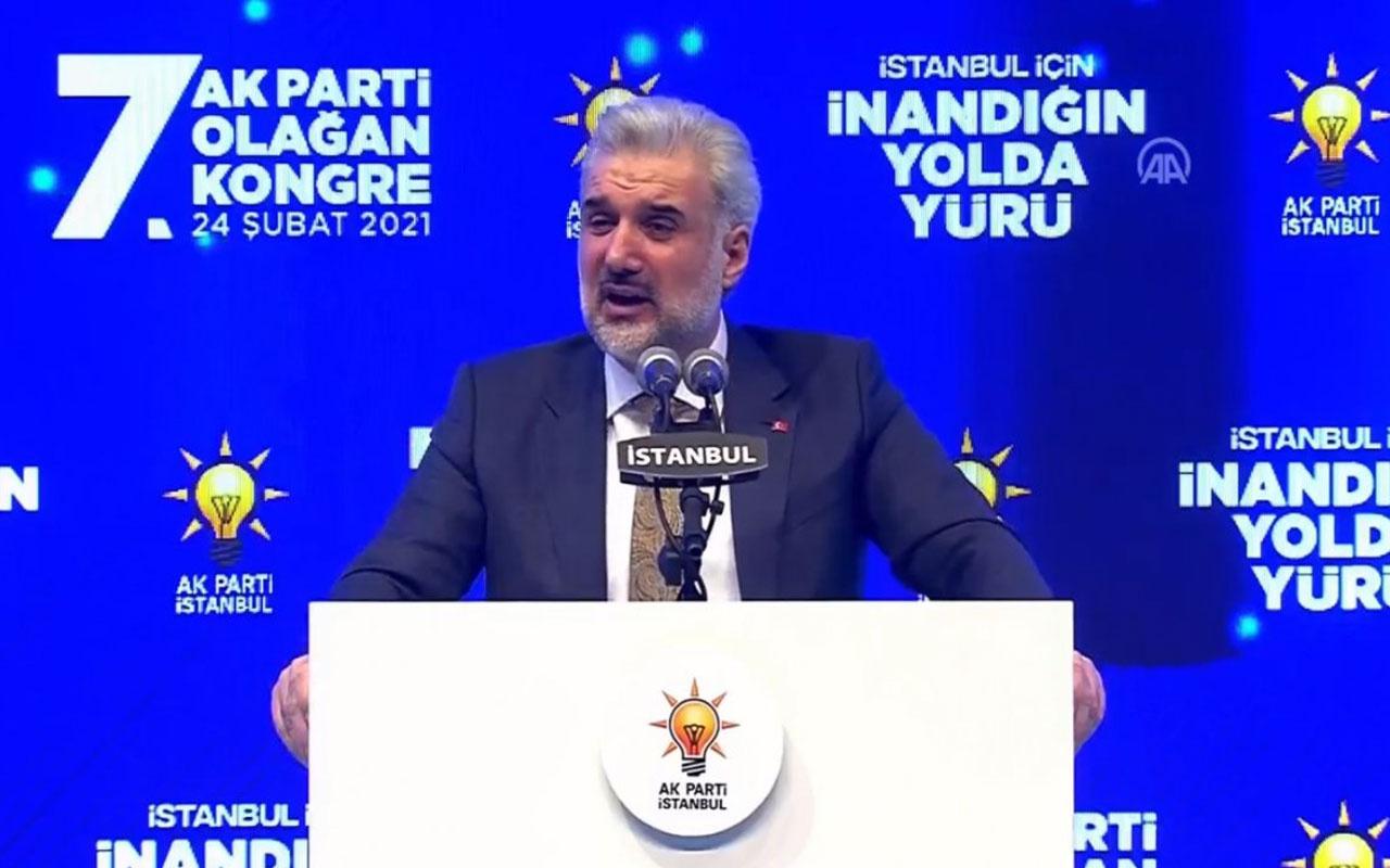 Osman Nuri Kabaktepe: İstanbul'u yeniden kazanacağız