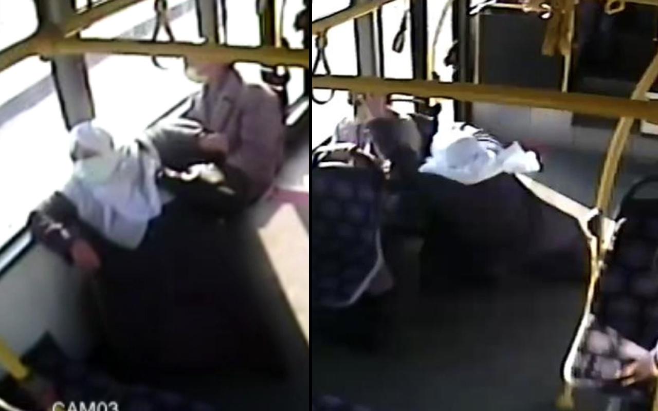 İstanbul'da yaşlı kadın neye uğradığını şaşırdı! Bir anda yere kapaklandı
