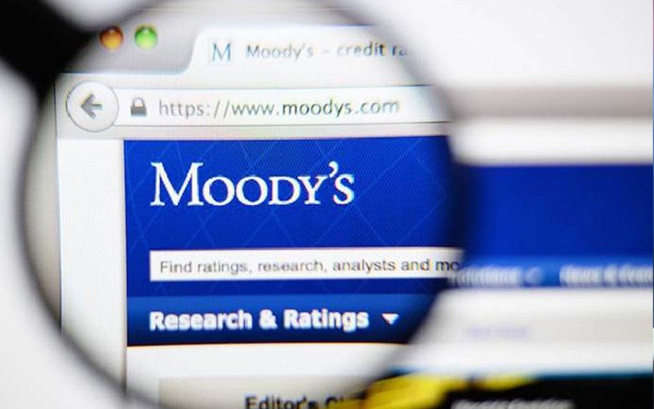 Moody's Türkiye ekonomisi için 2021 büyüme tahminini yükseltti