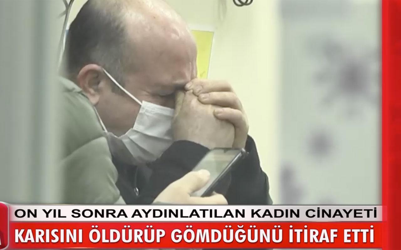 Müge Anlı Tatlı Sert ATV canlıda Osman Biçer cinayeti itirafı ve ifadesi