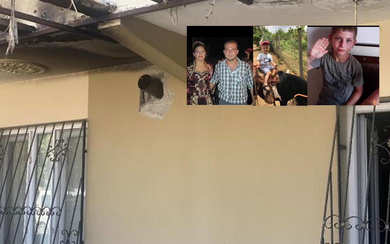 Bu kahreden haber Adana'dan! Sobadan zehirlenen çift öldü çocukları tedavi altında