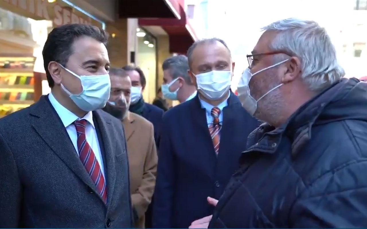 Ali Babacan: Hükûmetin değişmesi lazım, başka çare görmüyoruz