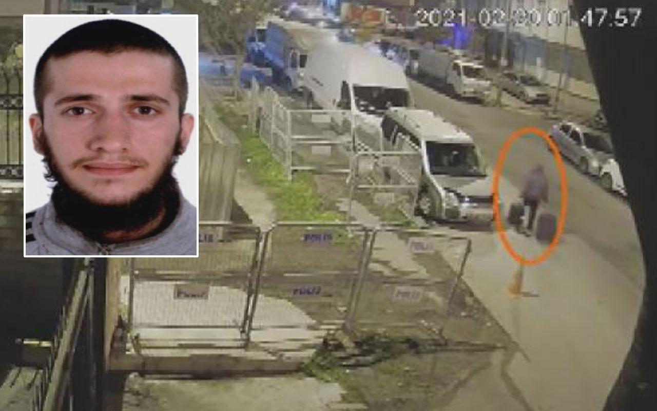 İstanbul'da tabur komutanlığını gözetlerken yakalanmıştı! O şüpheli  DEAŞ'lı terörist çıktı