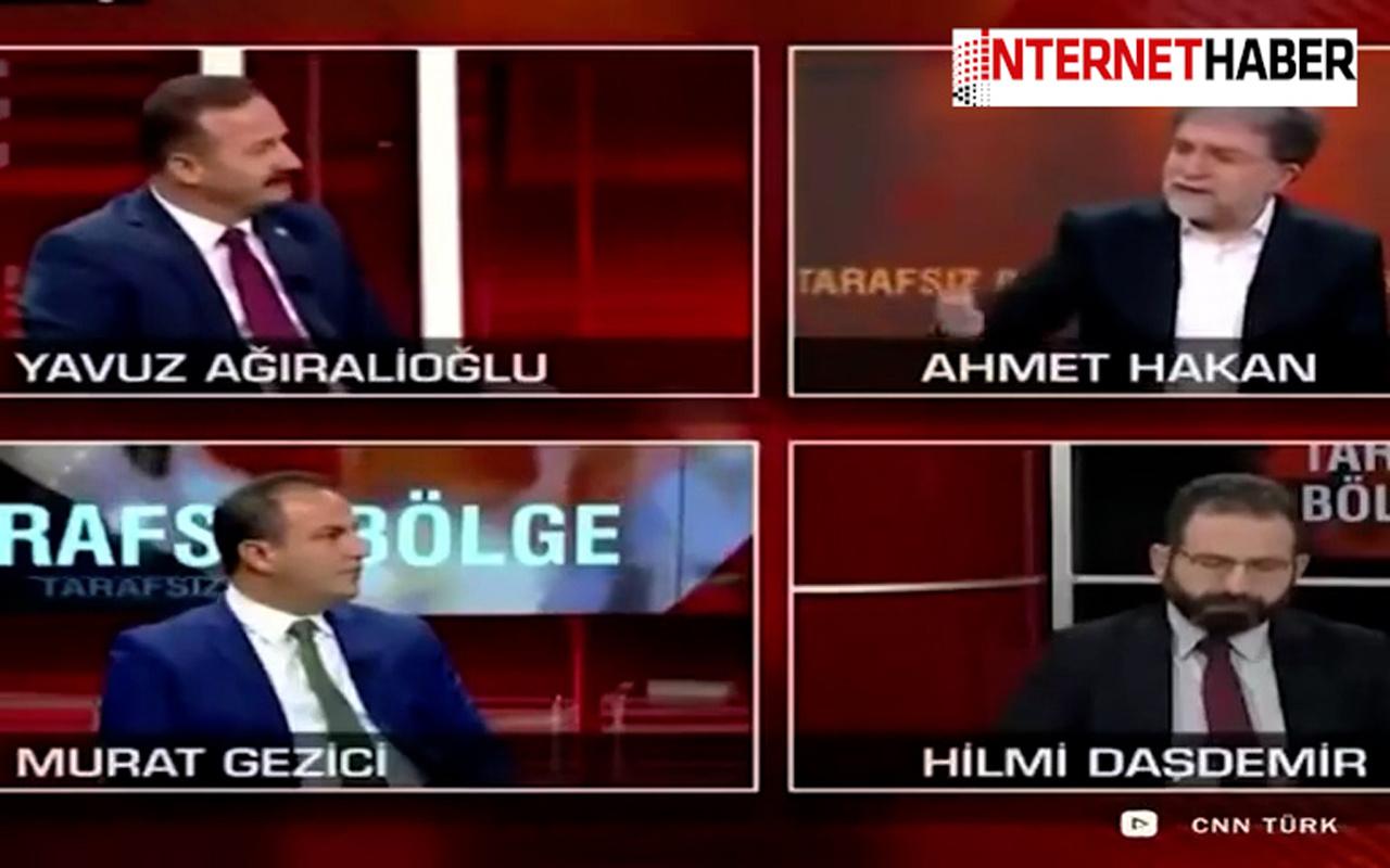 Yavuz Ağıralioğlu İYİ Parti'nin HDP'lilerin fezlekesi ile kararını canlı yayında açıkladı