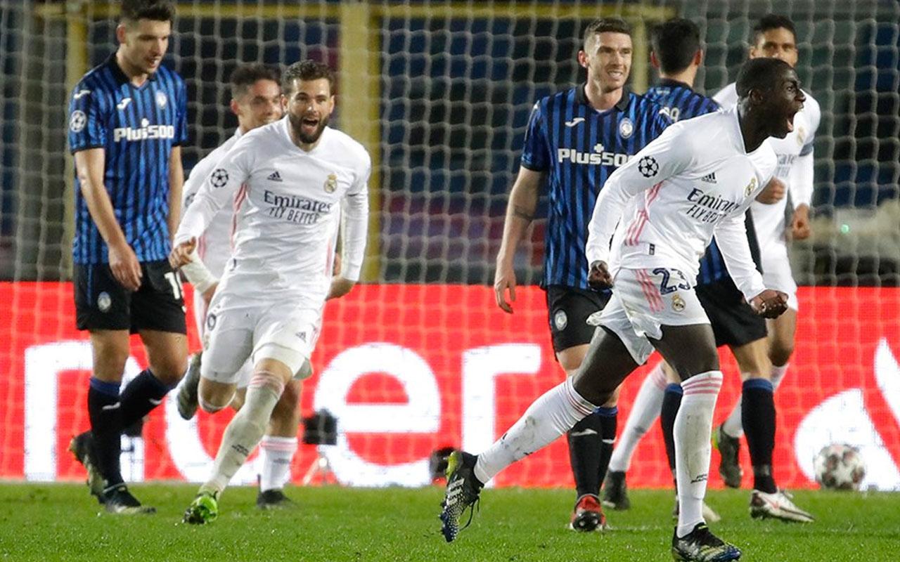 Real Madrid, 10 kişi kalanrakibini 86'da yıktı