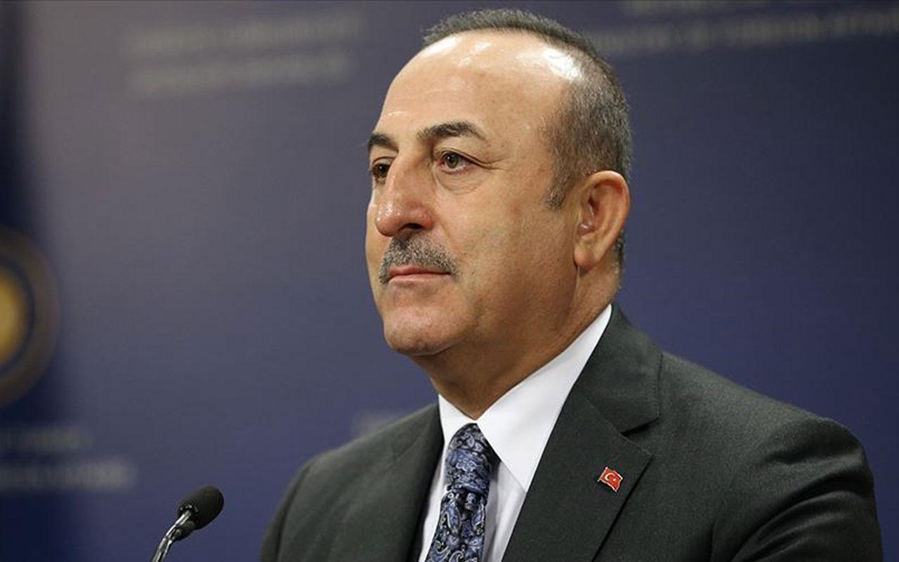 Dışişleri Bakanı Mevlüt Çavuşoğlu,Hırvatistan'a gidiyor
