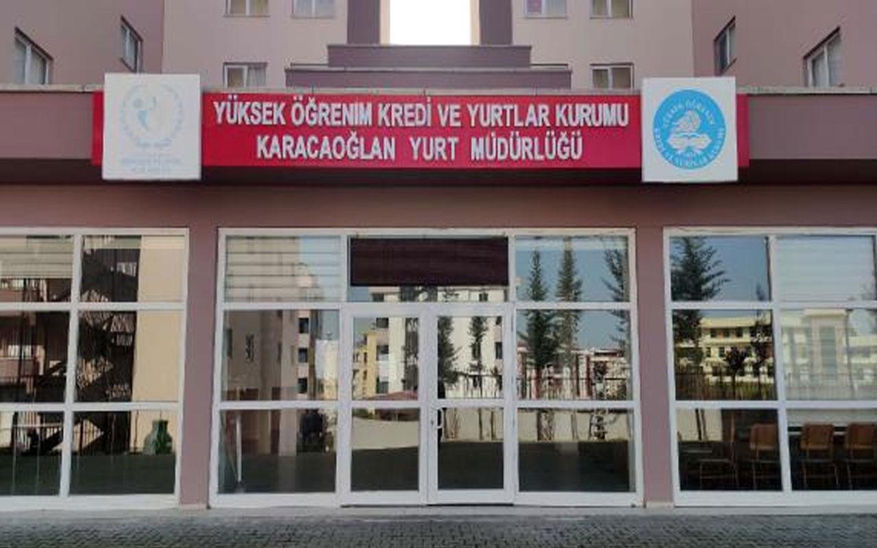 Yeni önlem! Osmaniye'de koronavirüs testi pozitif çıkanlar KYK yurduna yerleştirilecek