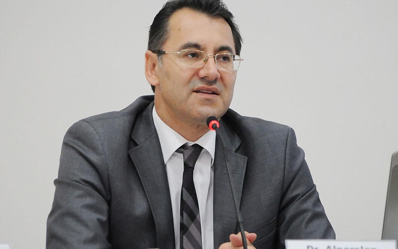 Yargıtay'dan flaş karar! Eski AYM Başkanvekili Alparslan Altan'ın hapis cezası onandı