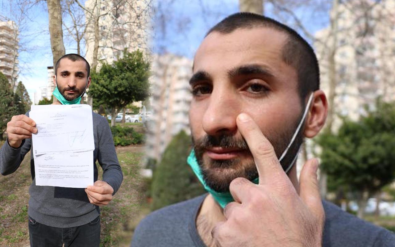 Antalya'da darp nedeniyle şikayetçi oldu 'keşke yediğim dayakla kalsaydım' dedi