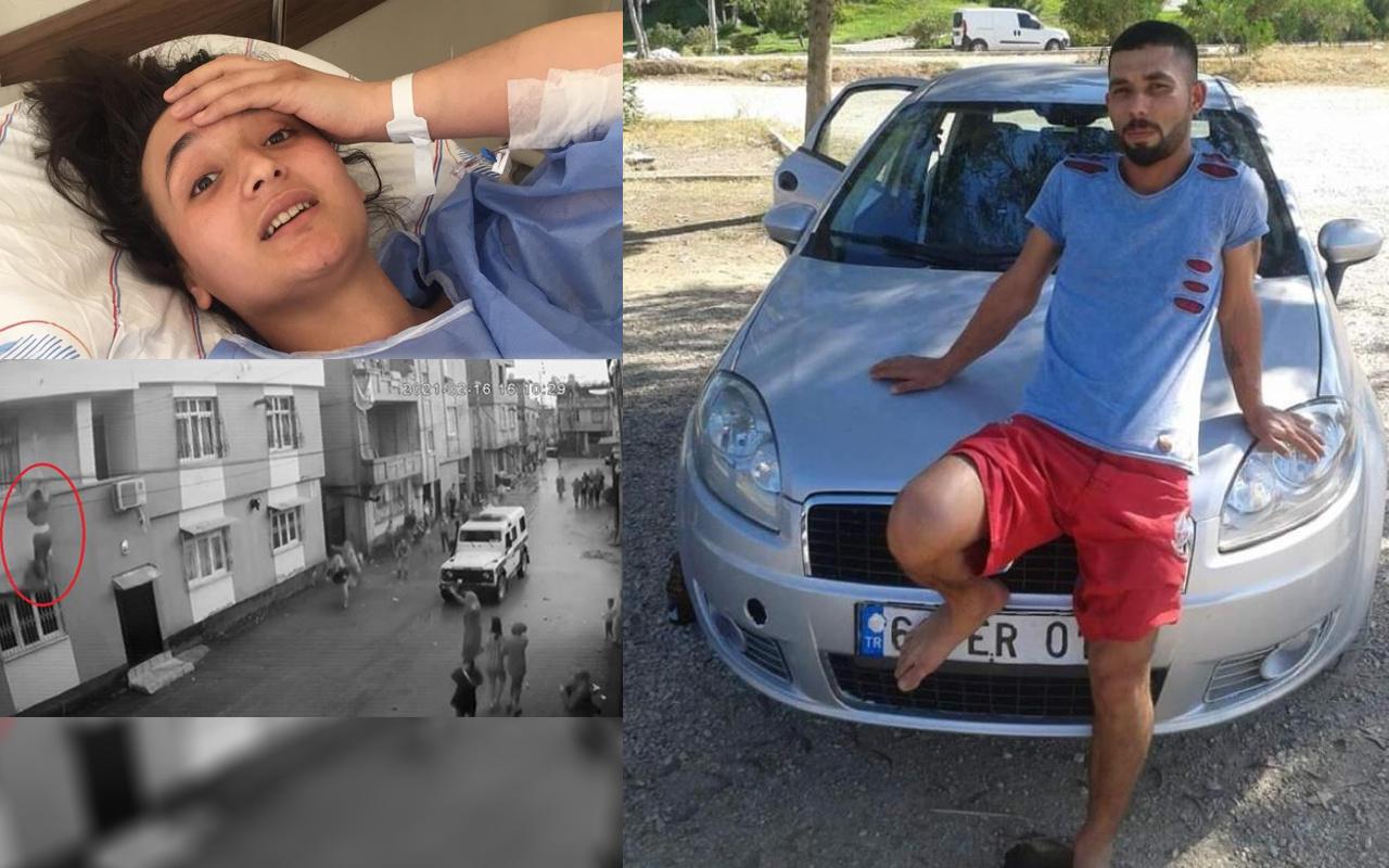 Adana'da dayakçı koca böyle savundu! 'Eşimi sakinleştirmek için kolunu ısırdım'