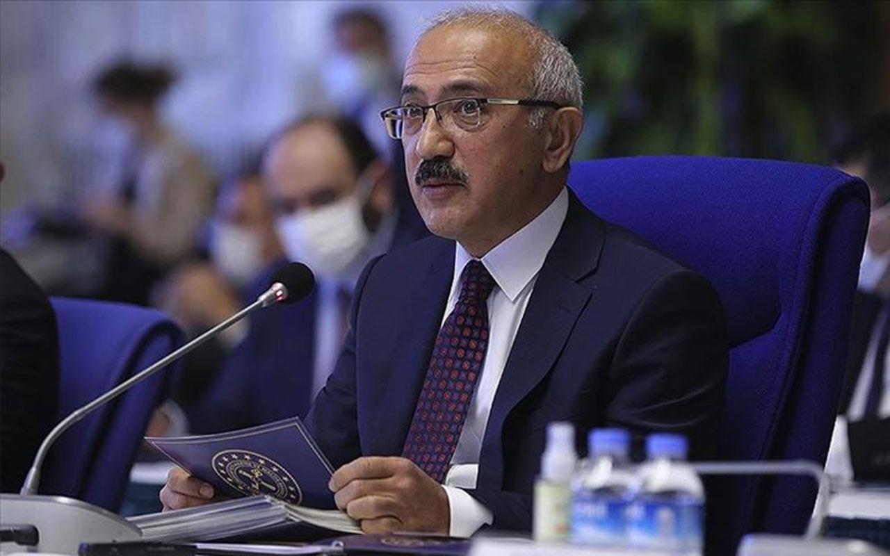 Son dakika Bakan Lütfi Elvan'dan '128 milyar dolar' açıklaması