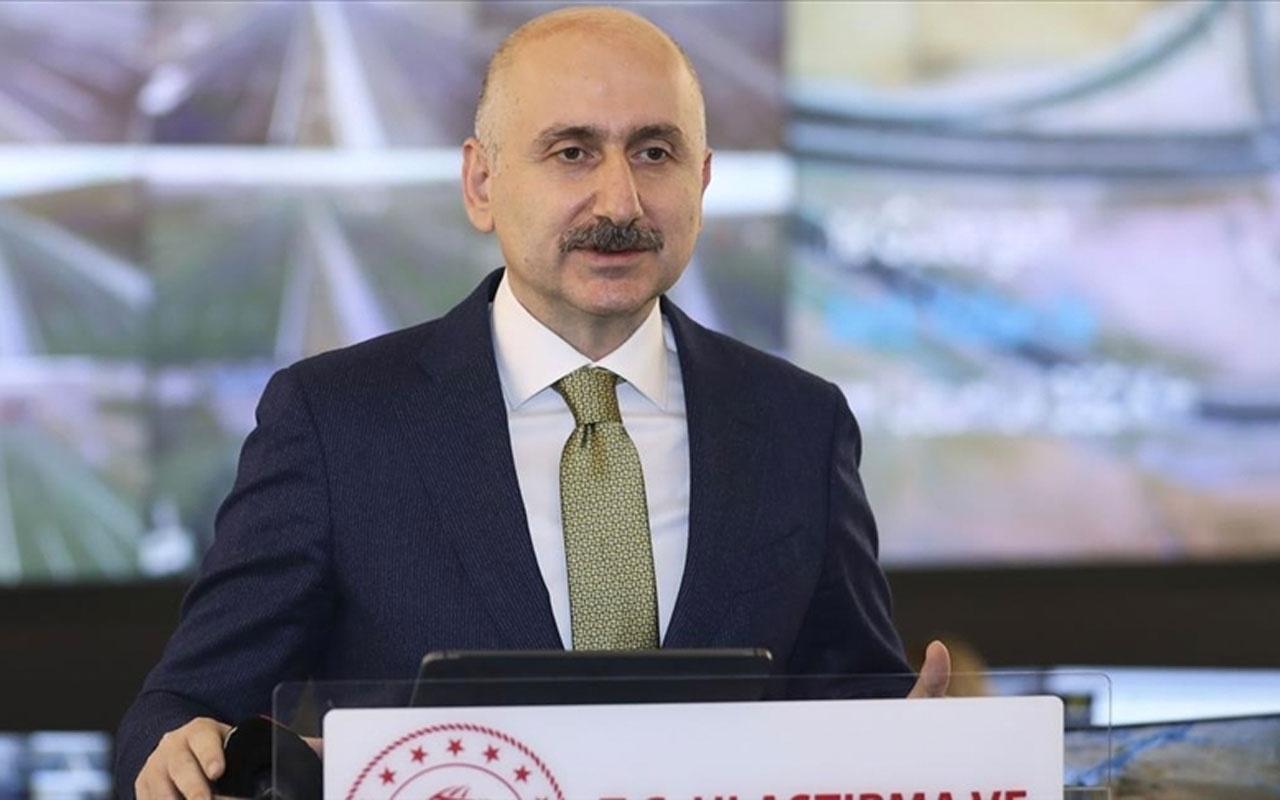 Irak ile demiryolu bağlantısı hedefi! Ulaştırma Bakanı Karaismailoğlu açıkladı
