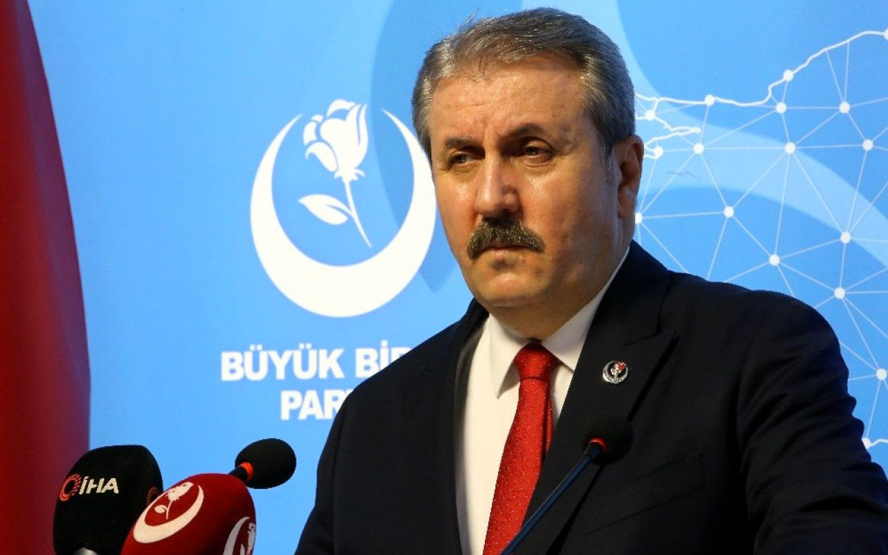 Mustafa Destici'den Doğu Türkistan tepkisi: Gerekirse Çin'e savaş açarız